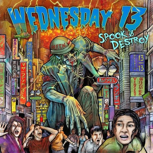 Spook & Destroy