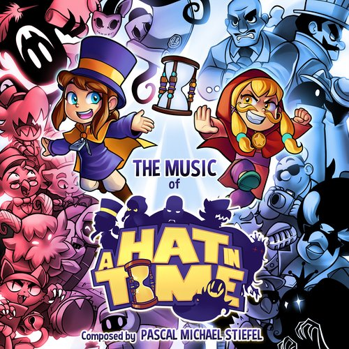 A Hat In Time OST