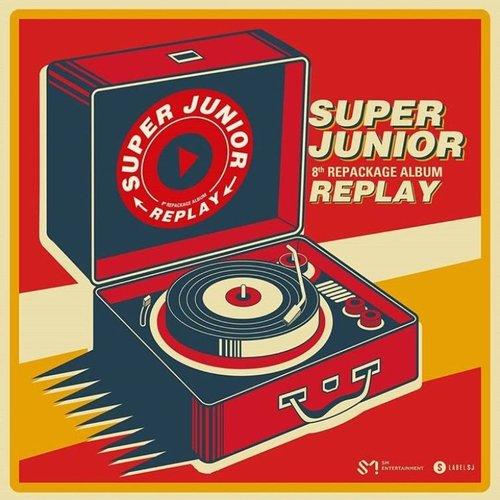 REPLAY - The 8th Repackage Album