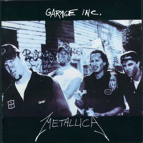 Garage Inc Cd 2