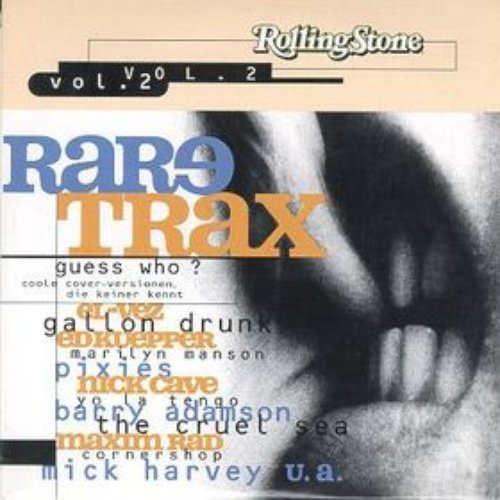 Rolling Stone: Rare Trax, Volume 2: Guess Who?
