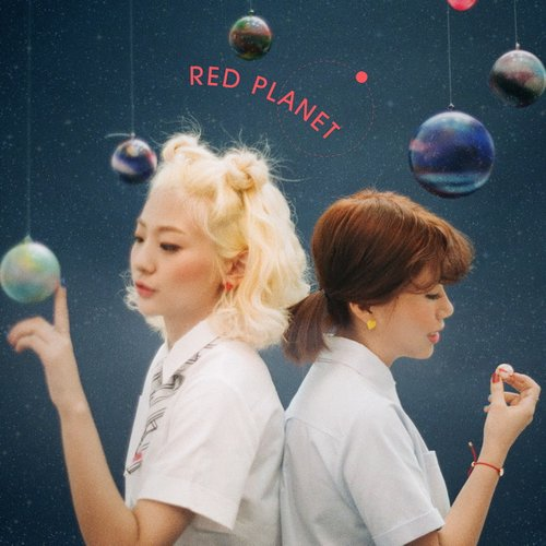 Full Album RED PLANET