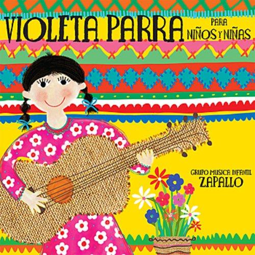Violeta Parra Para Niños y Niñas