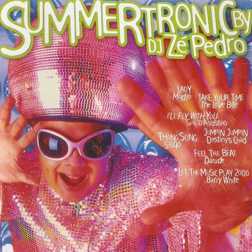 SummerTronic By DJ Zé Pedro