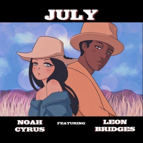 July (feat. Leon Bridges)