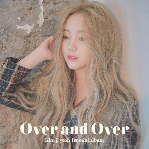 Kim ji yeon 1st Mini Album 'OVER AND OVER'