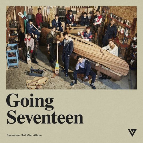 Seventeen 3rd Mini Album 'Going Seventeen'