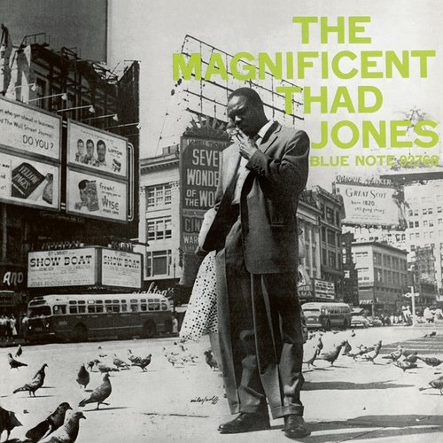 The Magnificent Thad Jones (Remastered)