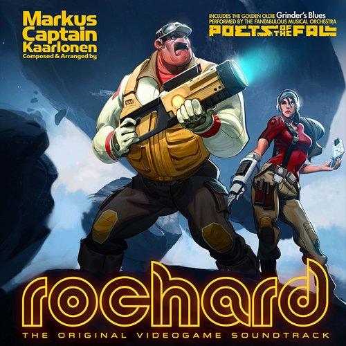 Rochard - The Original Videogame Soundtrack