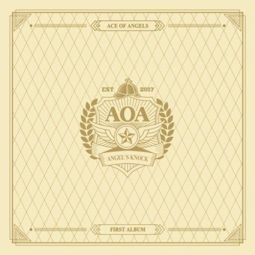 AOA 1st Album ANGEL'S KNOCK