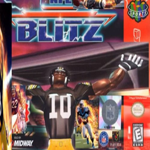 ADHD NFL BLITZ
