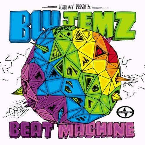 Scion A/V Presents: Blu Jemz, Beat Machine