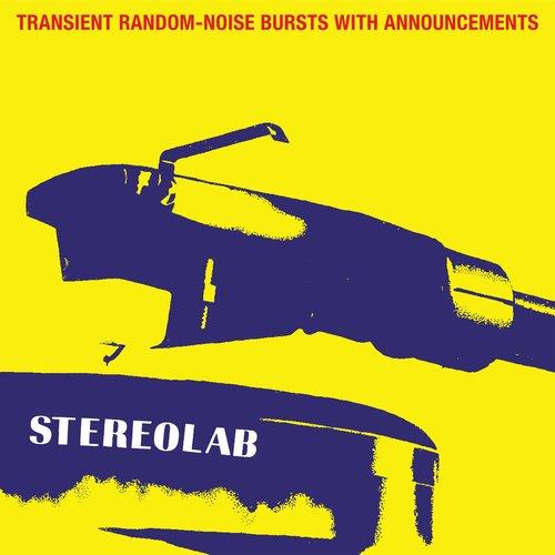 Transient Random-Noise Bursts with Announcements