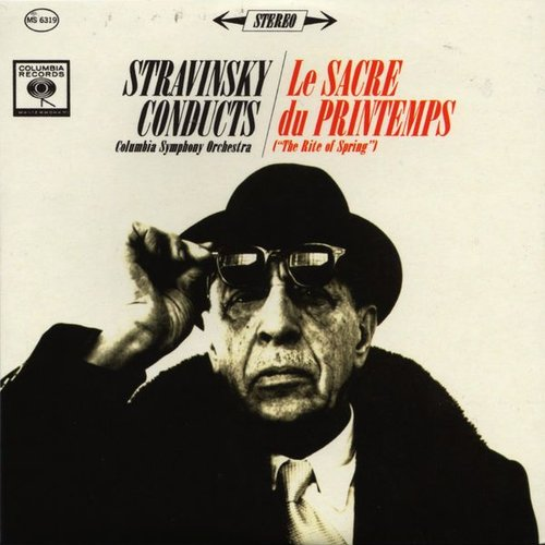 Stravinsky Conducts Le Sacre du Printemps (The Rite of Spring)