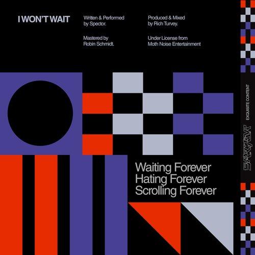 I Won't Wait - Single