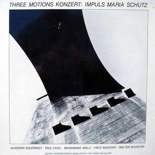 Three Motions Konzert: Impuls Maria Schutz