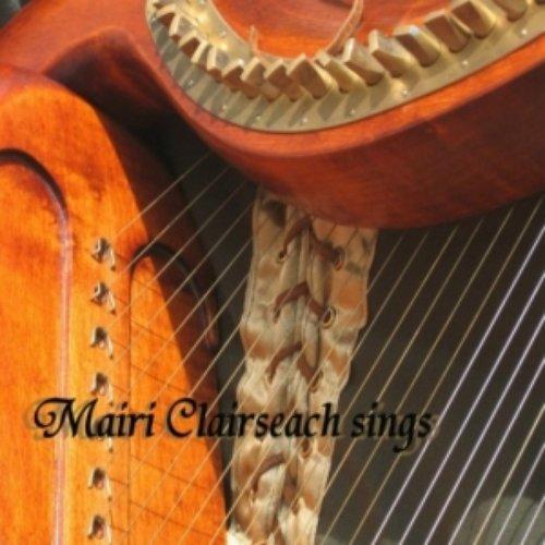 Mairi Clairseach sings