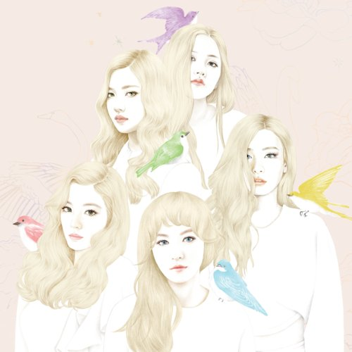 The 1st Mini Album 'Ice Cream Cake'