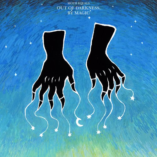 Out of darkness, by magic