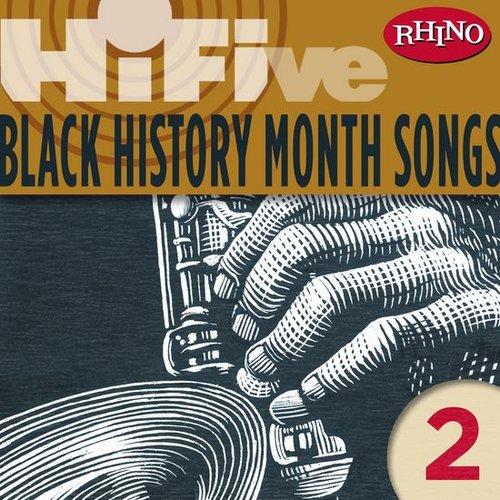 Rhino Hi-Five: Black History Month Songs 2