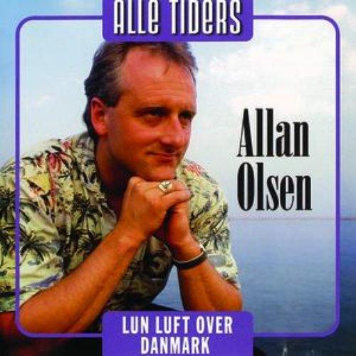 Alle Tiders Allan Olsen - Lun Luft Over Danmark
