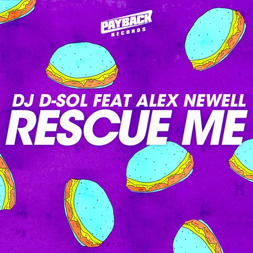 Rescue Me (feat. Alex Newell) - Single