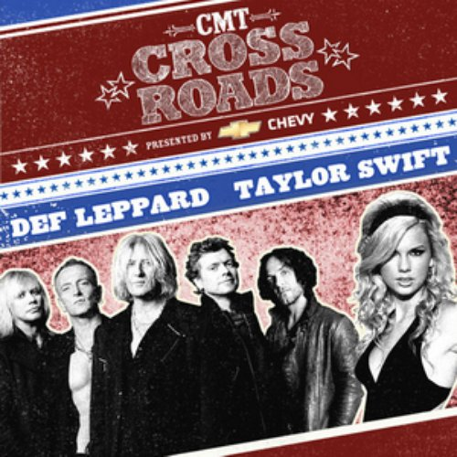 Cmt Crossroads Taylor Swift Def Leppard Last Fm