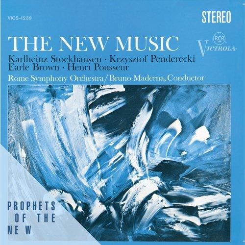 The New Music - Penderecki, Stockhausen, Brown, Posseur
