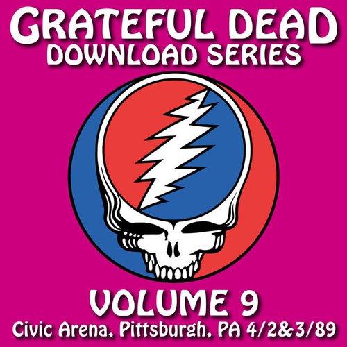 Download Series Vol. 9: 4/2/89 & 4/3/89 (Civic Arena, Pittsburgh, PA)