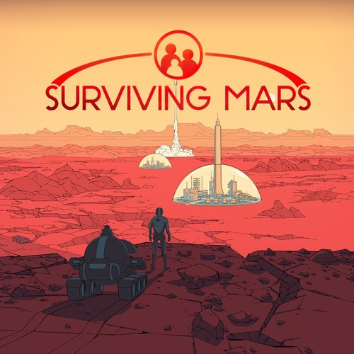 Surviving Mars (Original Game Soundtrack)