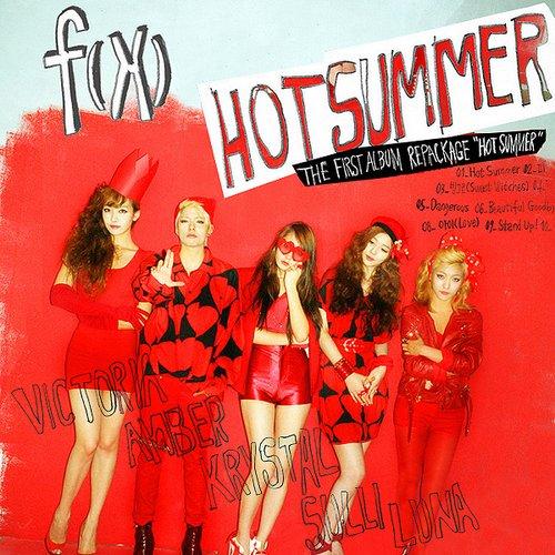Hot Summer' f(x) 1st Album Repackage — f(x)   Last.fm