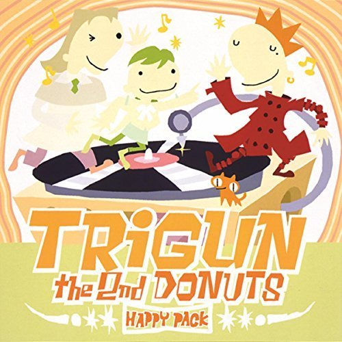 Trigun the 2nd Donut - Happy Pack