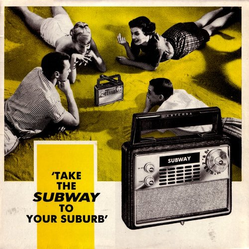 Take the Subway to Your Suburb