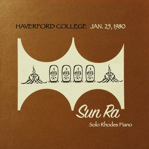 Haverford College, Jan. 25, 1980 (Solo Rhodes Piano)