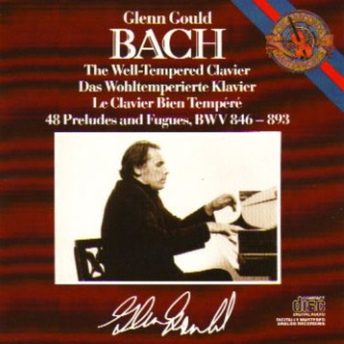 The Well-Tempered Clavier (Glenn Gould)