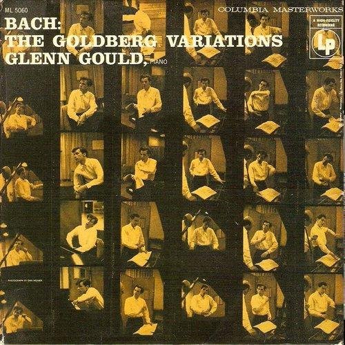 Johann Sebastian Bach: Variations Goldberg 1955