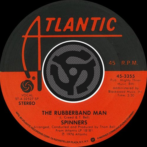 The Rubberband Man / Now That We're Together [Digital 45]