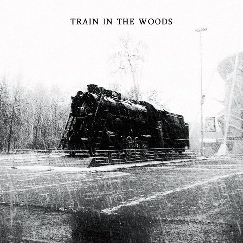Train In The Woods