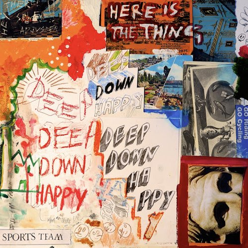 Deep Down Happy [Explicit]