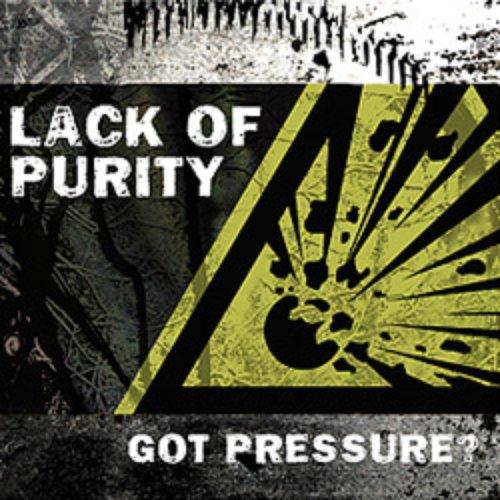 Got Pressure? (demo 2007)