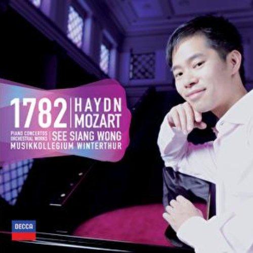1782 Piano Concertos D Major / K.414 / Orchestral Works