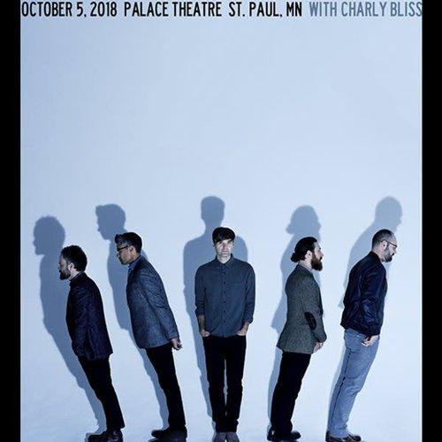 2018-10-06: The Palace, St. Paul, MN, USA