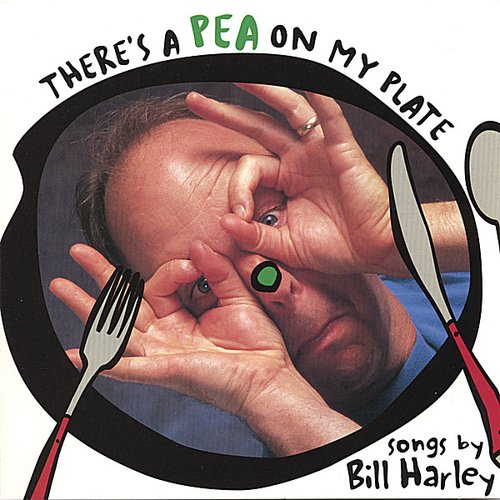 There's a Pea on my Plate