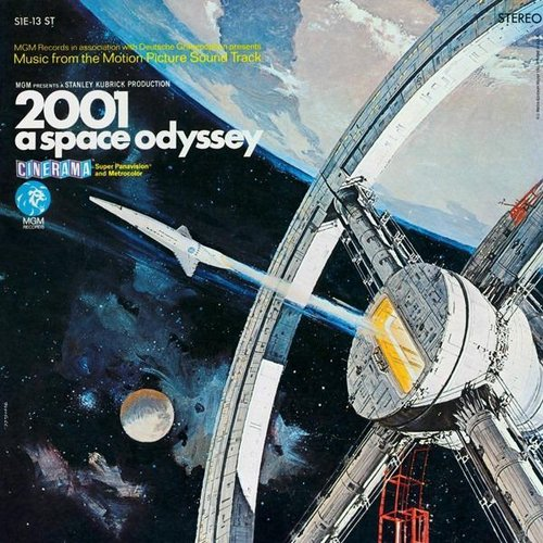 2001: A Space Odyssey (Music From The Motion Picture Sound Track)