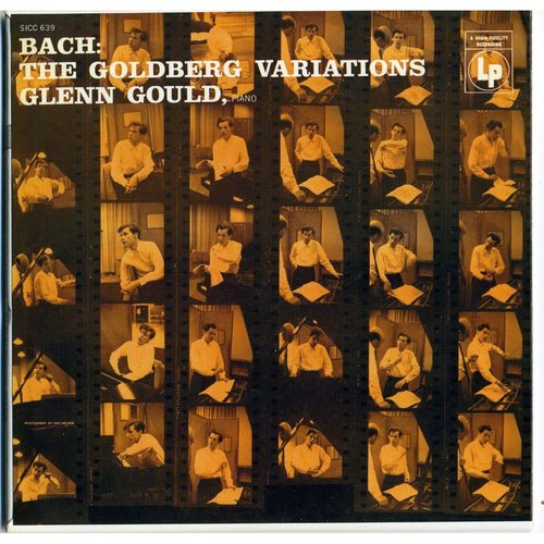 Bach: Goldberg Variations, BWV 988 (1955 mono recording)