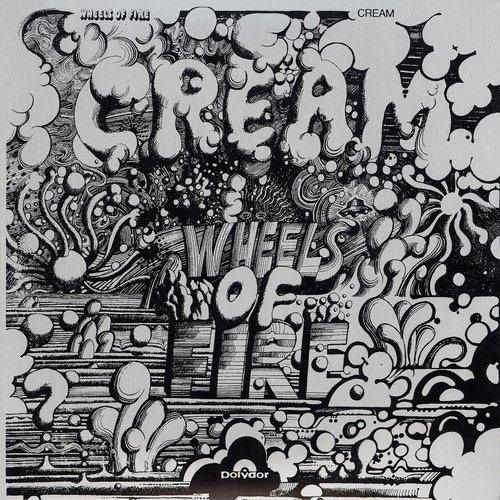 Wheels of Fire (disc 1: In the Studio)