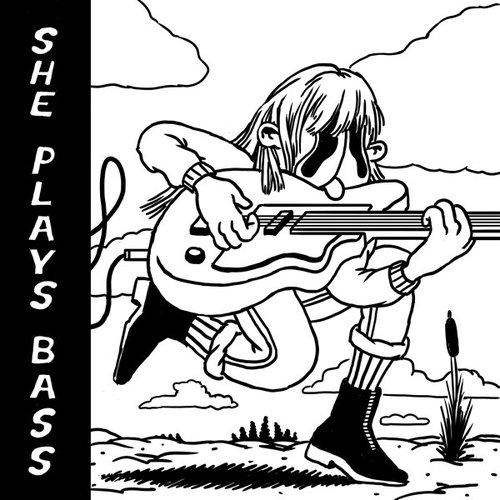 She Plays Bass - Single