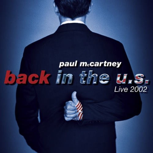 Back in the U.S. Live 2002 (disc 1)