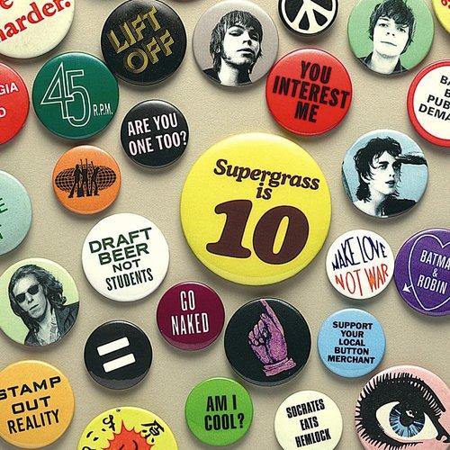Supergrass Is 10 (Best Of 94 - 04)