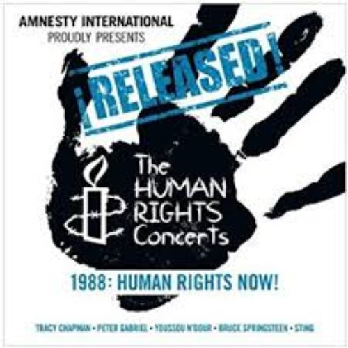 ¡Released! The Human Rights Concerts - Human Rights Now! (Live)